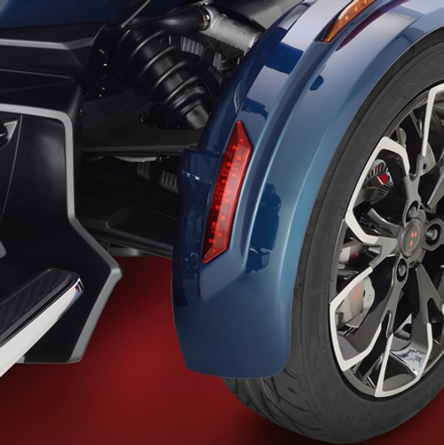 REAR FRONT FENDER MARKER LED (2019 - Present F3 and 2020 - Present RT)