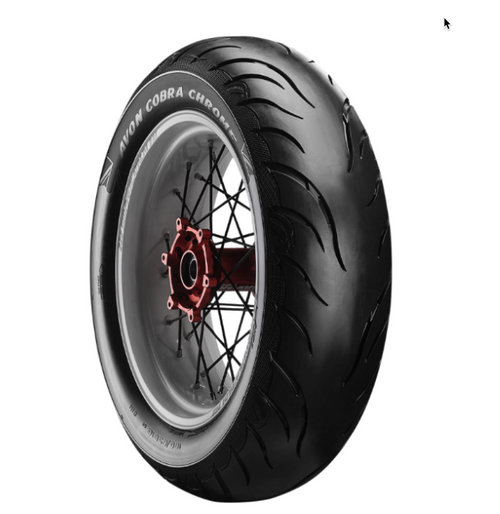 Avon Cobra Chrome Tire — Rear (Triumph Rocket 3 2020) (LGA-0302-1265)