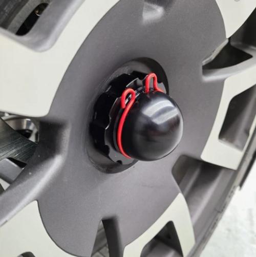 Can Am Ryker Lug Nut Kit (ST-9044) - Silber Turbos