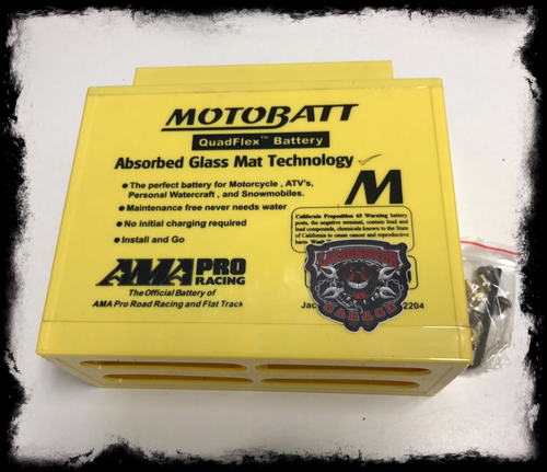 Can Am Spyder Replacement Battery MBTX24U (LGA-MBTX24U)