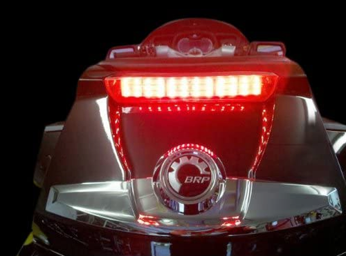 RT LED HIGH- MOUNT RUNNING / BRAKE LIGHT 2010 - 2019 (LGA-3051)