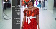 Janet's Samoa Runway Show 2021 - Act1