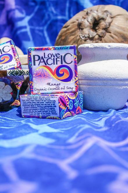 Love Pacific Mango Spa Soap