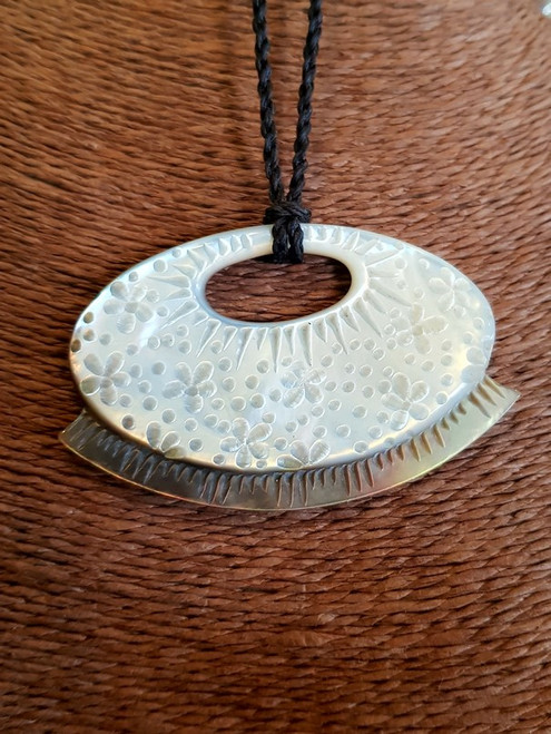 Pearl Shell Pendant BRPS347