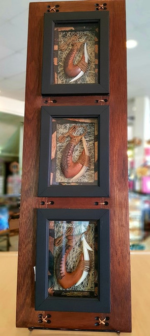 Frame Master Fish Hook 3-Tone BRF351