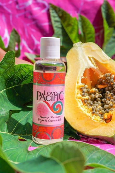 Love Pacific Papaya Passion-fruit Oil 250ml LP303