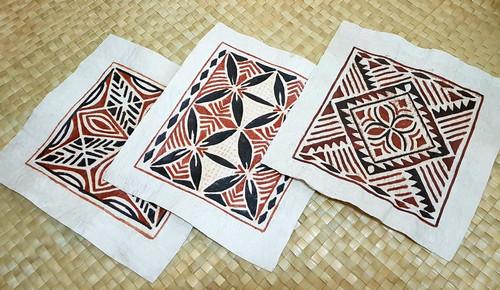 Set of 3 Tapa 1 Block HW05