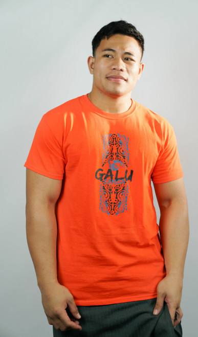GALU02 WHALE ORANGE
