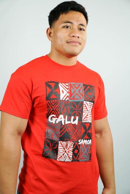 GALU06 TAPA BLOCK RED