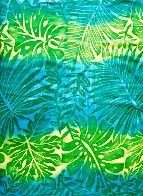 Teropika ISLAND LEAVES GREEN