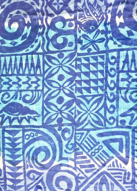 Teropika LAPITA SHAPES BLUE