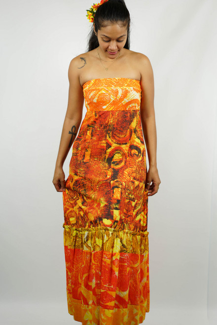AT270-LONG ORANGE SIZE 10 TAV921