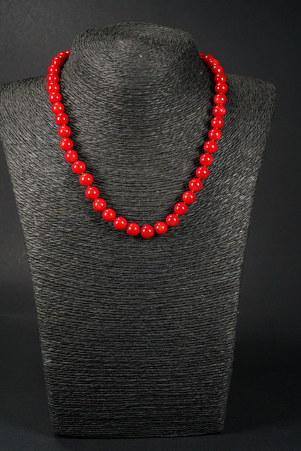 WEBJC06 RED CORAL NECKLACE 1
