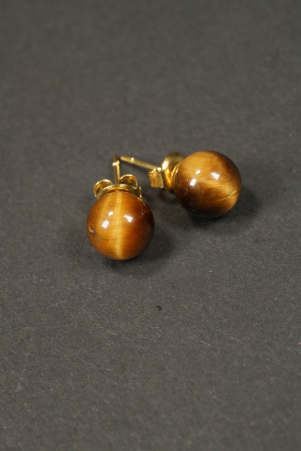 WEBJEB03 TIGER EYE EARRING