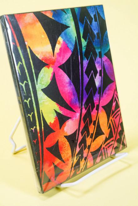 SAMOAN ART S REC STAR FLOWER