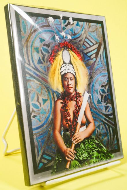 SAMOAN ART S REC TAUPOU