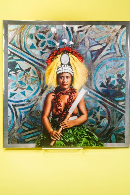 SAMOAN ART L TAUPOU