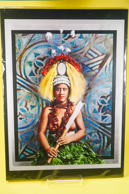 SAMOAN ART L REC TAUPOU