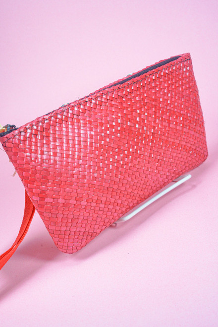 FINE WEAVE COIN PURSE WEBTOUCH20