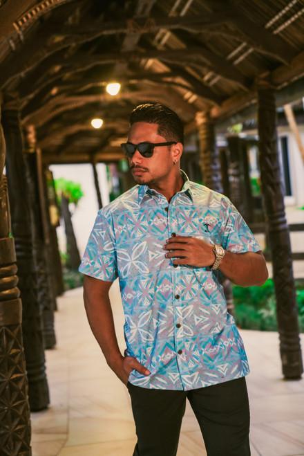 ALII Samoan Shirts NOSTALGIA - MOANA
