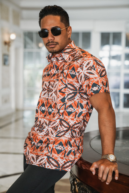 ALII Samoan Shirts NOSTALGIA - RISE