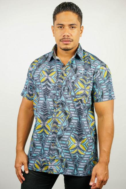 ALII Samoan Shirts INFINITY- NIGHT