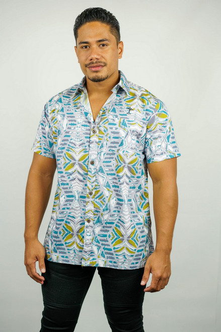 ALII Samoan Shirts INFINITY- FALL