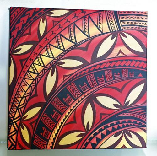 Samoan Evening Motifs  DKP69