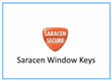 Saracen window handle keys
