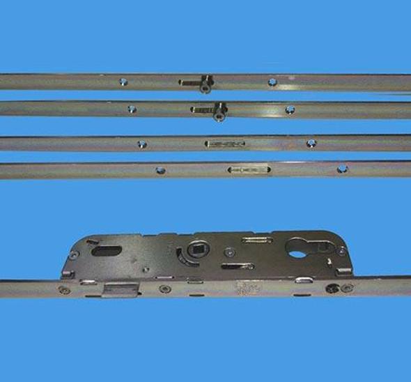 FERCO 528 Multipoint Sprung Double Glazed Door Locks 2 Roller