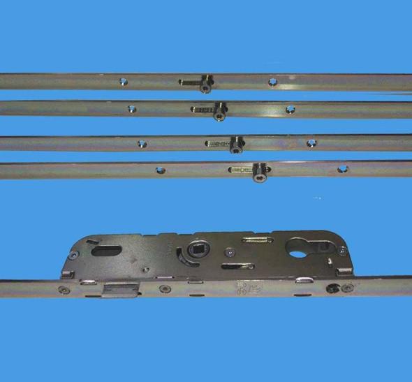 FERCO 5.28 Multipoint Sprung Double Glazed Door Locks