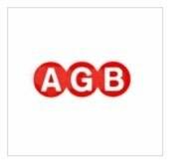 AGB Multipoint, 2 Hooks and 3 Rollers extra roller at top, 30mm Backset