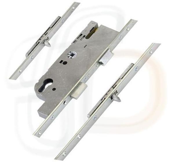 GU Ferco Tripact Multipoint 2 Tongue Hooks 70mm Centres, 40mm Backset