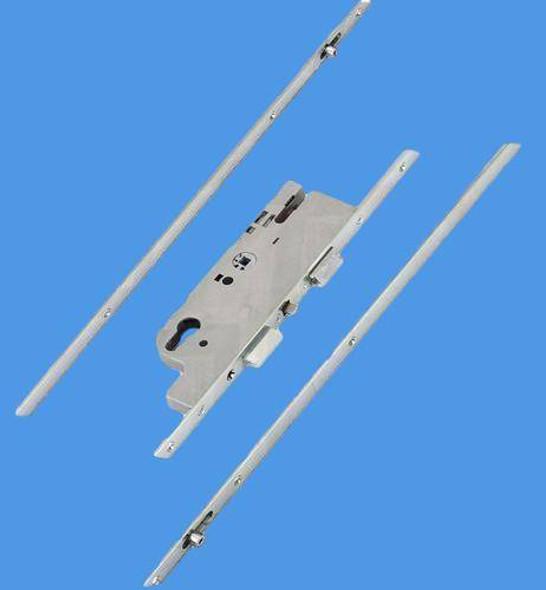 GU Ferco Fercomatic Multipoint 2 rollers 70mm centres, 50mm Backset