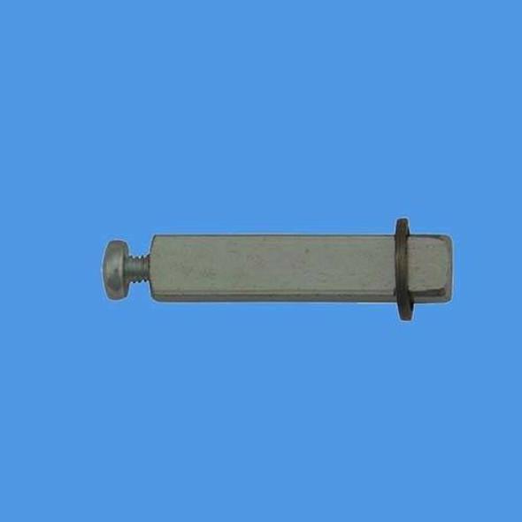 39mm x 8mm Union 1102 Monarch Split Spindle - J1102