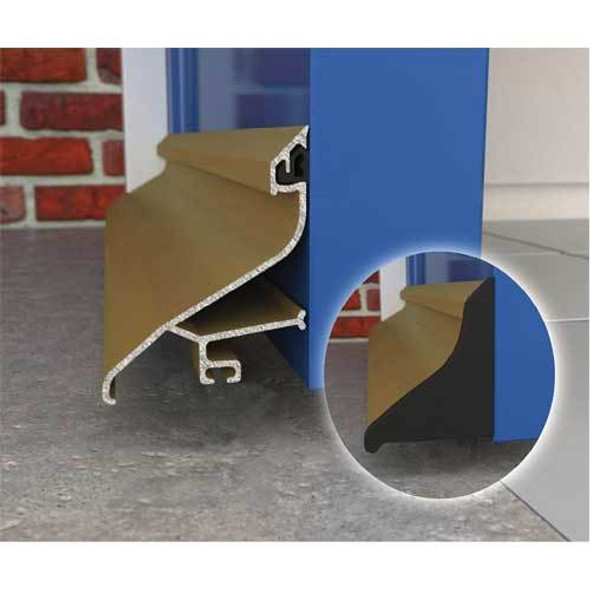 Rain Deflector by Exitex for UPVC and Timber Doors