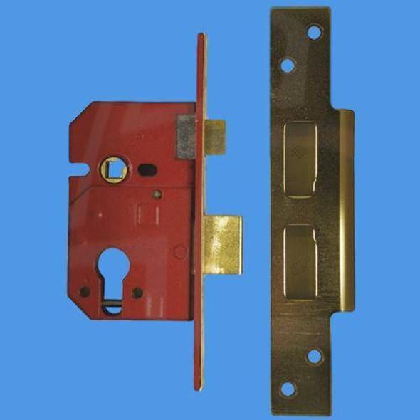 Union L2244 Euro Sashlock Case - L2244E25B