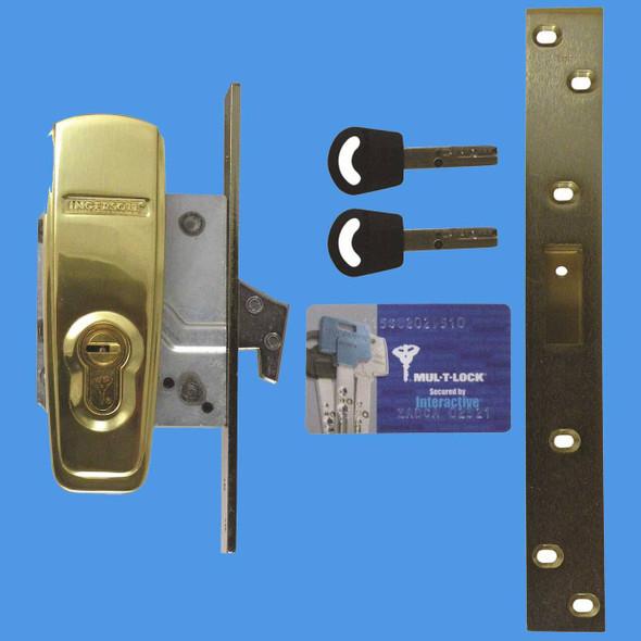 Ingersoll London Line Euro Hook Lock - SC110B