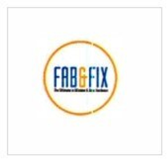 Fab n Fix Multipoint 3 Hooks and 3 Rollers, 35mm Backset