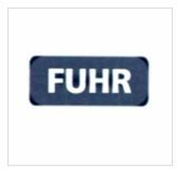 Fuhr 855 Type 3 Multipoint 2 Rollers and 2 Hooks Key Wind K/W, 45mm Backset