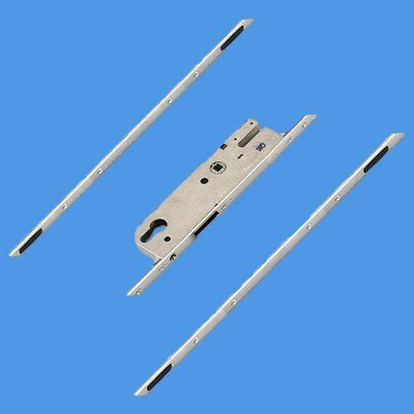 GU Multipoint Slave Lock Lift Lever L/L for use on French Doors, 35mm Backset
