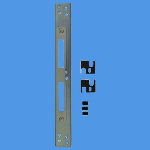 VERSA Adjustable Latch/Deadbolt Centre Keep - V-CENSTRIKE