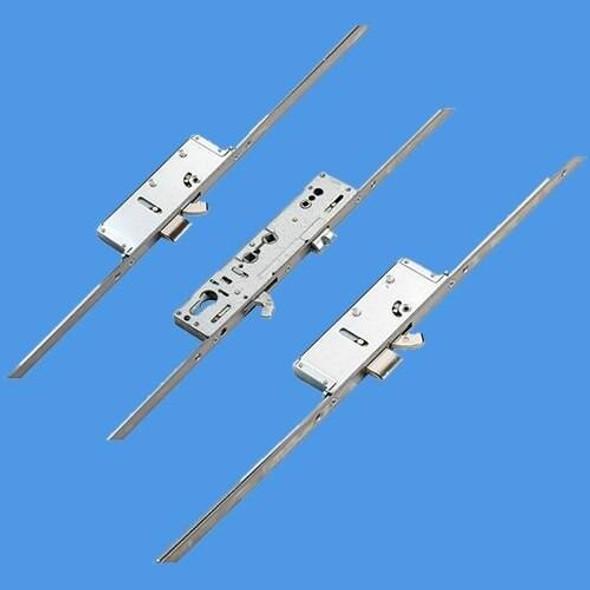 Millenco Mantis 3, Latch, 2 Deadbolts and 3 Hooks - MA80010SA