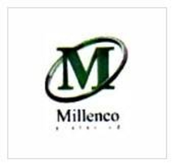 Millenco Multipoint, 4 Rollers, 117mm Centres