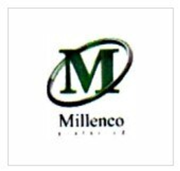 Millenco Multipoint, 3 Hooks, 2 Deadbolts and 2 Rollers, 117mm centres