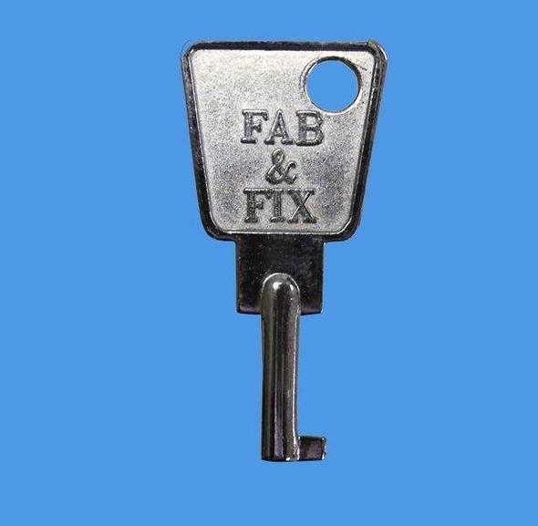 Era/ Fab and Fix Sash Jammer Key