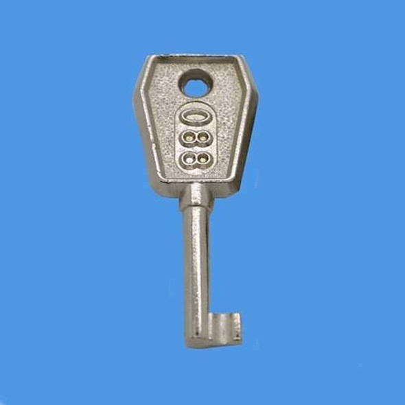 Special Order Window Key that Miles cuts