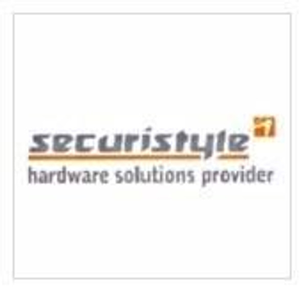 Securistyle Multipoint, 3 Hooks and 2 Rollers