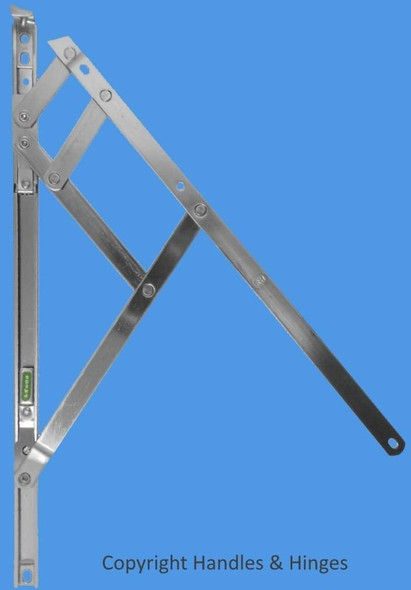 16 Fire Escape and Restricted UPVC Window Hinges