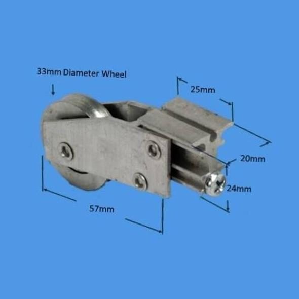 Patio Wheels for Magnet Patio Doors Price per pair